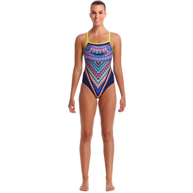 Funkita Single Strap One Piece Swimsuit Women charm armour